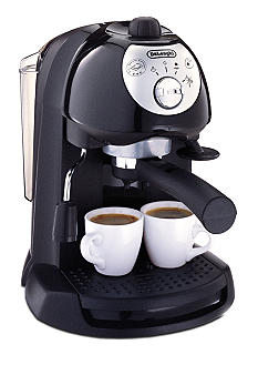 DeLonghi Retro 15 Bar Pump Espresso Machine - BAR32