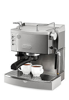 DeLonghi 15 Bar Pump Espresso Machine - EC702