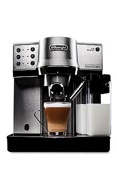 Die-Cast Pump Espresso Machine with Cappuccino Feature - EC860