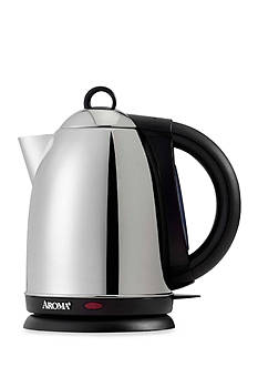Aroma Hot H20 X-Press 7-Cup Electric Water Kettle AWK-125S - Online Only