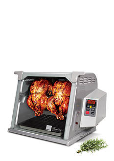 Ronco™ Digital Showtime Rotisserie and BBQ Oven, Platinum Edition ST5000PLGEN - Online Only