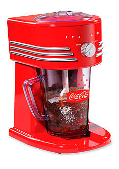 Nostalgia Electrics Coca-Cola Series Frozen Beverage Station FBS400COKE