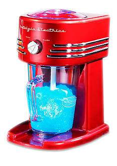 Nostalgia Electrics Frozen Beverage Maker FBS400RETRORED