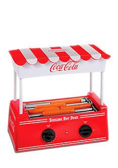 Nostalgia Electrics Coca-Cola Old Fashioned Hot Dog Roller HDR565COKE - Online Only
