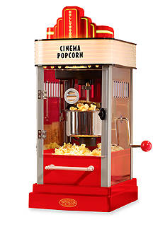 Nostalgia Electrics Hollywood Kettle Popcorn Maker HKP200