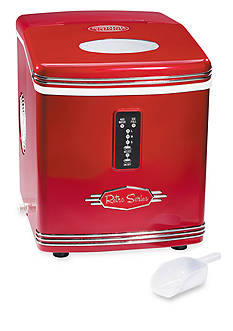 Nostalgia Electrics Retro Series Ice Maker RIC100