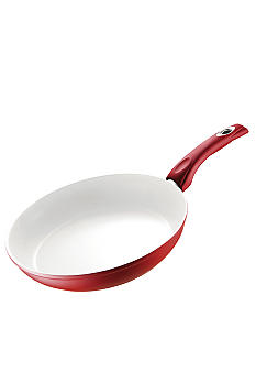 Bialetti Aeternum 12-in. Red Saute Pan