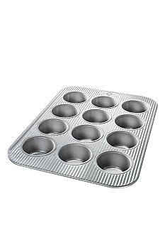 USA Pan 12 Cup Muffin Pan - Online Only