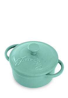 Fiesta Cast Iron Mini Casserole - Online Only
