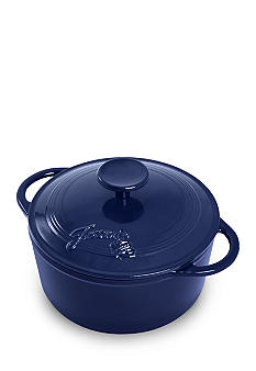 Fiesta® 3.5-qt. Cast Iron Dutch Oven - Online Only