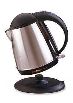 Chef'sChoice Chefs Choice International Cordless Electric Kettle Model 677