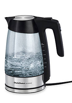 Chef'sChoice International Cordless Electric Glass Kettle M679