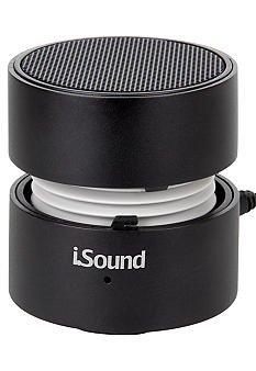 iSound Fire Aluminum Rechargeable Speaker