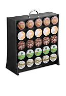 MindReader K-Cup The Wall 50 Capacity - Black
