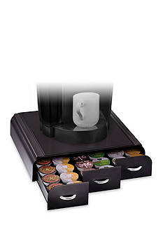 MindReader K-Cup Anchor 36 Capacity Drawer - Black