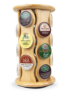 Capital Products Bamboo K-Cup 18 Capacity Carousel
