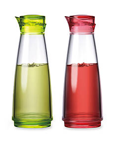 Prodyne Oil And Vinegar 2 Bottle Set