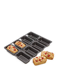 Chicago Metallic Linked Mini Loaf Pan - Online Only