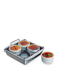 Chicago Metallic 6-Piece Creme Brulee Set - Online Only
