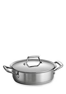 Tramontina Gourmet Prima 3-qt. Stainless Steel Tri-Ply Base Casserole - Online Only