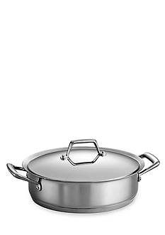 Tramontina Gourmet Prima 5-qt. Stainless Steel Tri-Ply Base Casserole - Online Only
