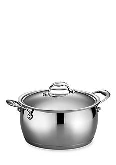 Tramontina Gourmet Domus 6-qt. Tri-Ply Base Covered Sauce Pot - Online Only
