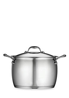 Tramontina Gourmet Domus 8-qt. Tri-Ply Base Covered Stockpot - Online Only