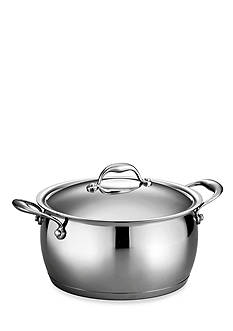 Tramontina Gourmet Domus 5.5-qt. Tri-Ply Base Covered Stockpot - Online Only