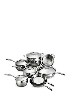 Tramontina Gourmet Domus 18/10 Stainless Steel 13-Piece Cookware Set
