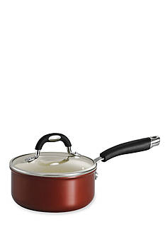 Tramontina Style 1.5-qt. Metallic Copper Ceramica 01 Covered Saucepan