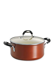 Tramontina Style 5-qt. Metallic Copper Ceramica 01 Covered Dutch Oven - Online Only