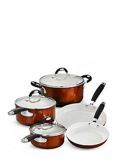 8-Piece Tramontina Style Ceramica Cookware Set