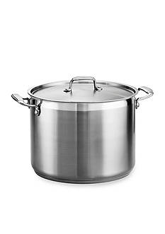 Tramontina Gourmet 16-qt. Stainless Steel Covered Stock Pot - Online Only