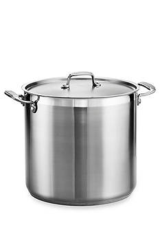 Tramontina Gourmet 20-qt. Stainless Steel Covered Stock Pot - Online Only