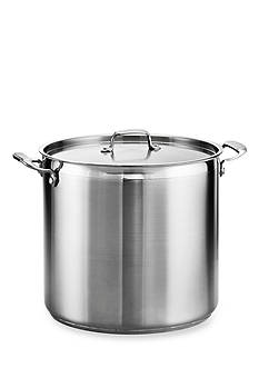 Tramontina Gourmet 24-qt. Stainless Steel Covered Stock Pot - Online Only