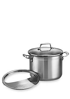Tramontina Gourmet 3-Piece 6-qt. Stock Pot Multi-Cooker - Online Only