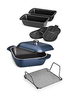 Tramontina LYON 7-Piece Sapphire Cookware Set