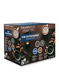 Keurig Hot The Entertainer Variety Collection 48-Count
