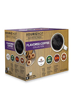 Keurig Hot Flavored Variety K-Cup Pack 48-Count