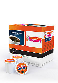 Keurig Dunkin Donuts French Vanilla K-Cup 16 Count