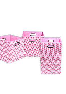 Modern Littles Chevron Organization Bundle