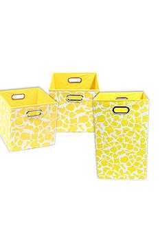 Modern Littles Giraffe Organization Bundle