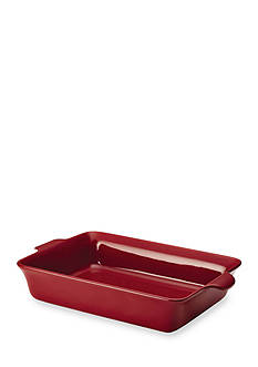 Anolon Vesta Stoneware 9-in. x 13-in. Rectangular Baker, Paprika Red