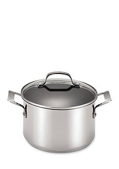 Circulon Genesis Stainless Steel Nonstick 5-qt. Covered Dutch Oven - Online Only