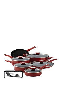 Farberware 14-pc. Nonstick Aluminum Cookware Set