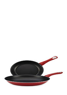 Farberware Nonstick Aluminum Twin Pack Skillet Set