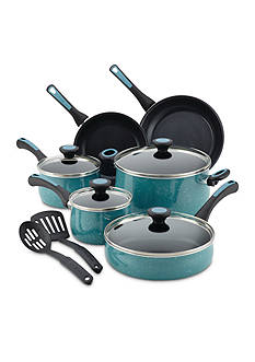 Paula Deen 12-Piece Riverbend Aluminum Nonstick Cookware Set