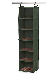 Household Essentials CedarStow 6-shelf Hanging Sweater Organizer - Online Only