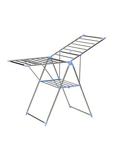 Household Essentials Gullwing Clothes Drying Rack - Online Only