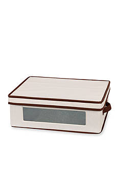 Household Essentials China Storage Cup Chest - Online Only